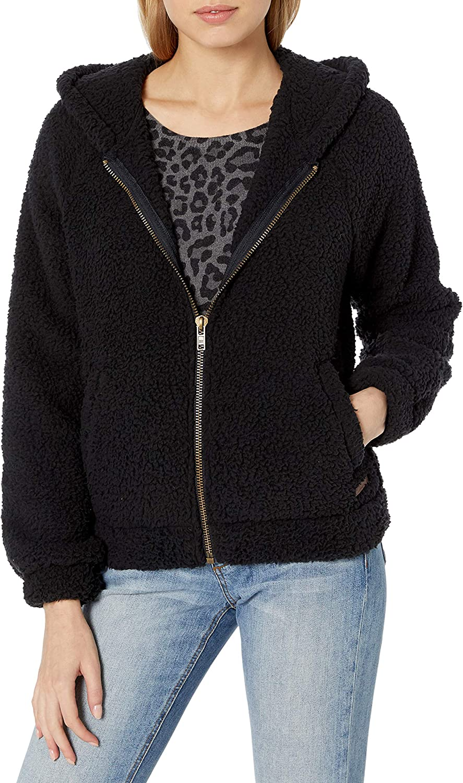 Billabong Womens Reine Down Fleece Jacket
