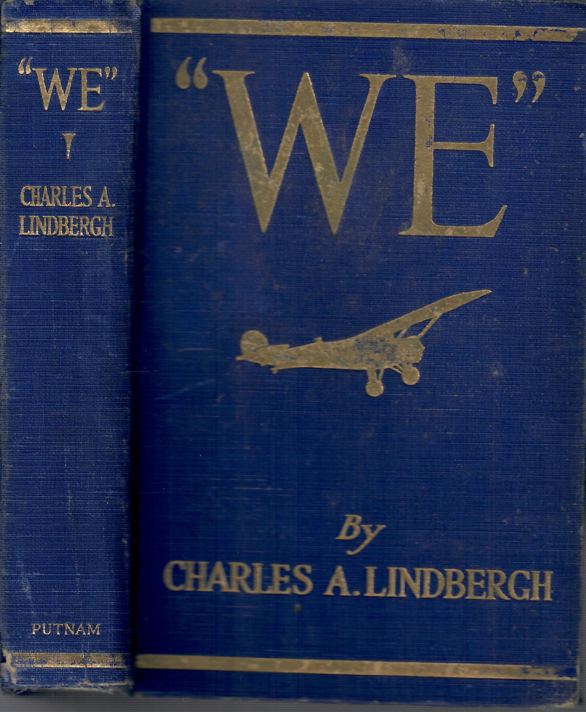 We, Lindbergh, Charles A