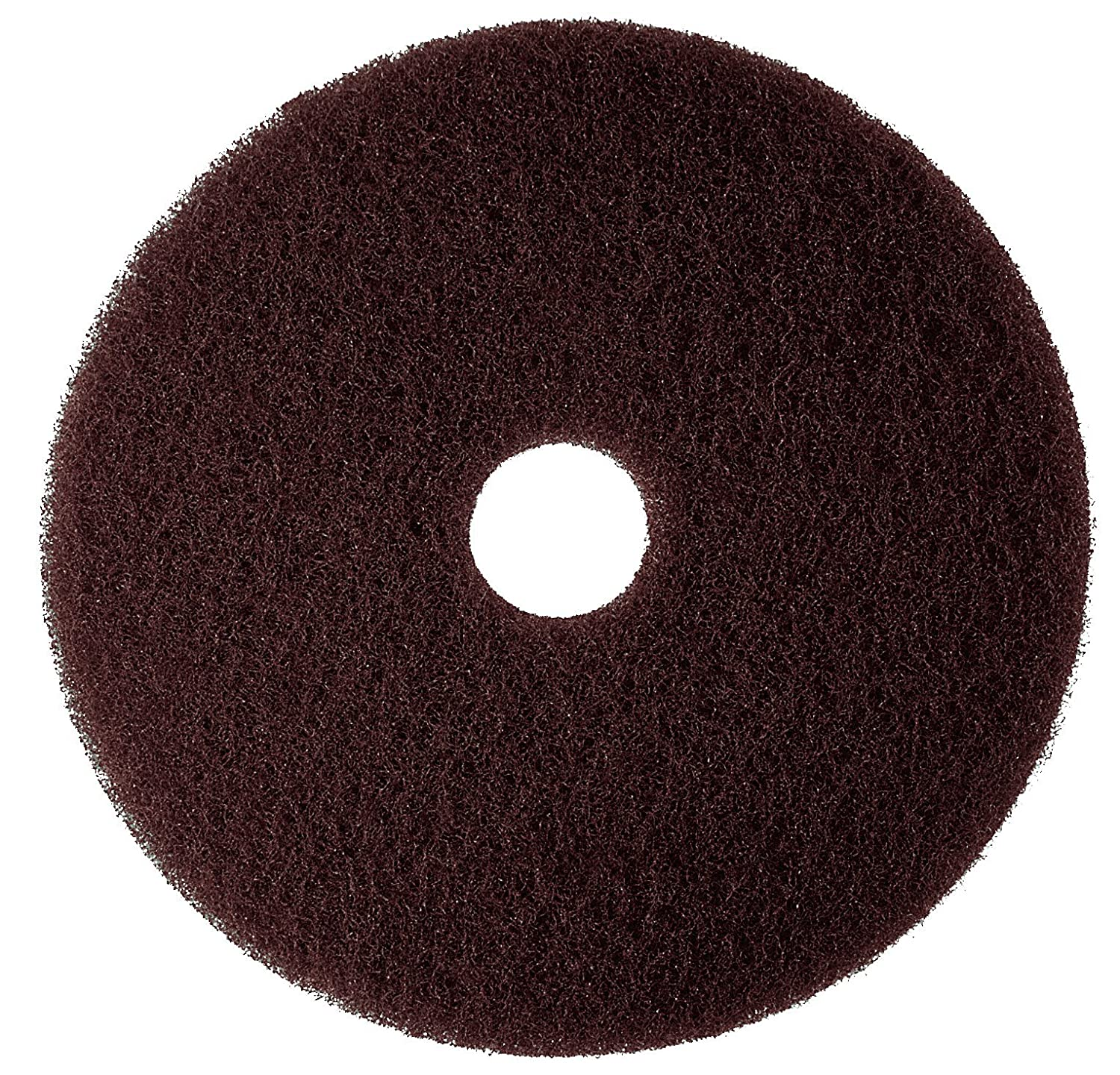 3M Brown Stripper Pad 7100, 12