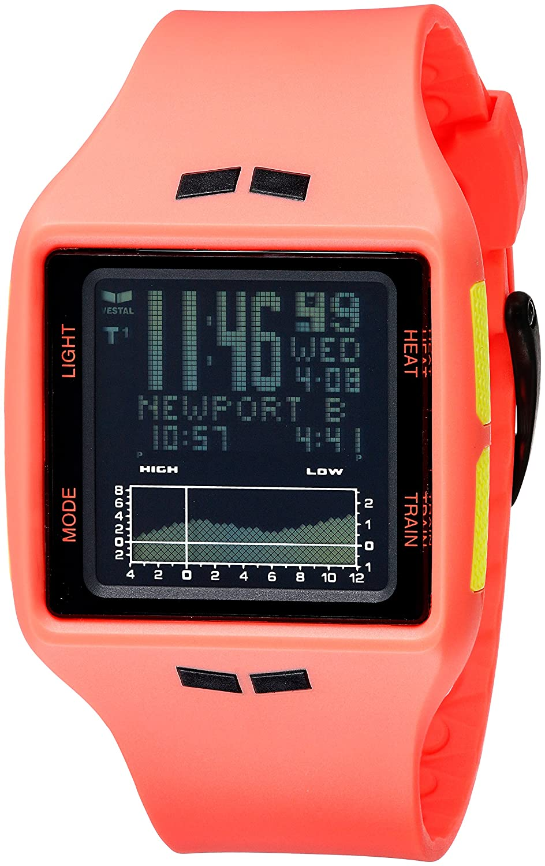 Vestal BRG026 Brig Armbanduhr - lachs-schwarz