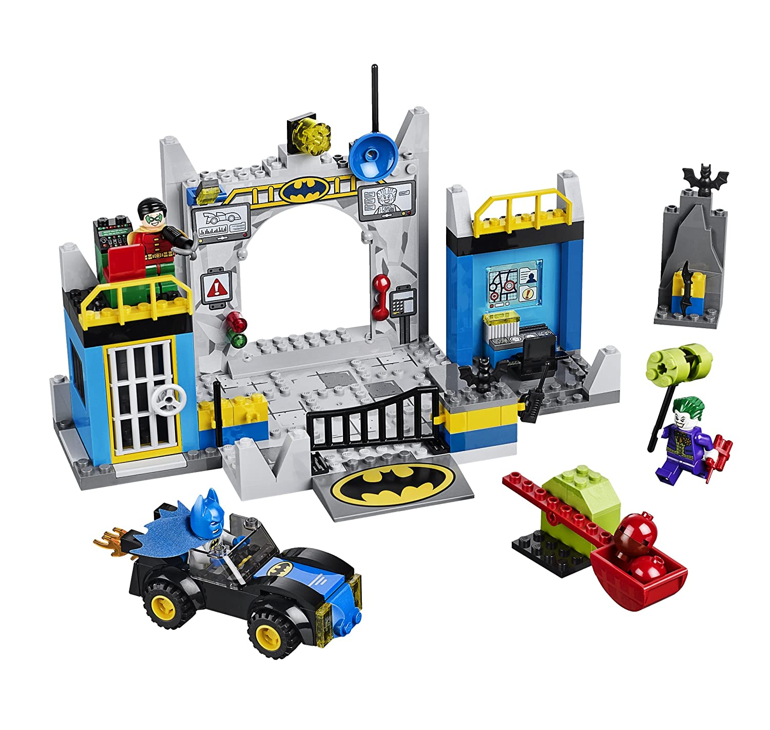 LEGO Juniors  Batman: Defend the Bat Cave