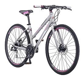 Schwinn Phocus 1500 Flat Bar Sport Hybrid Bike