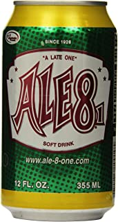 product image for Ale 8 One Soda, 12 Ounce (12 Cans)