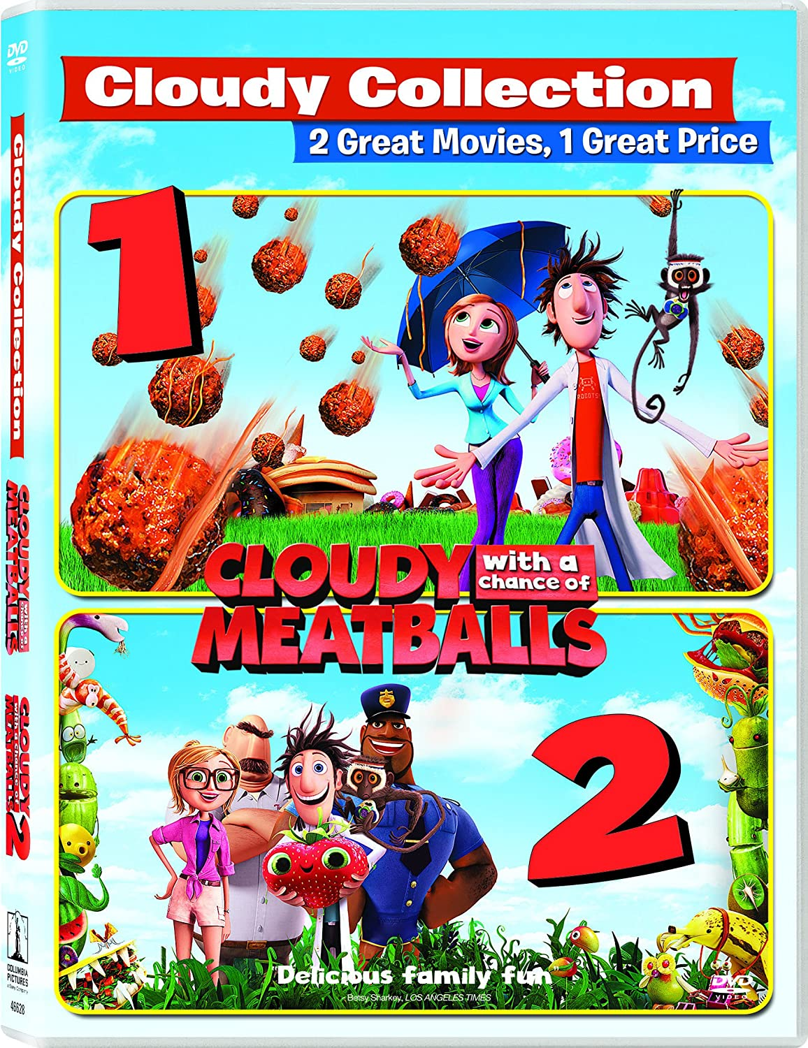 amazon com cloudy with a chance of meatballs cloudy with a