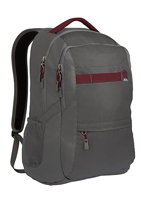 Amazon.com  STM Trilogy Backpack for Laptops Up to 15-Inch - Granite ... c67f000622