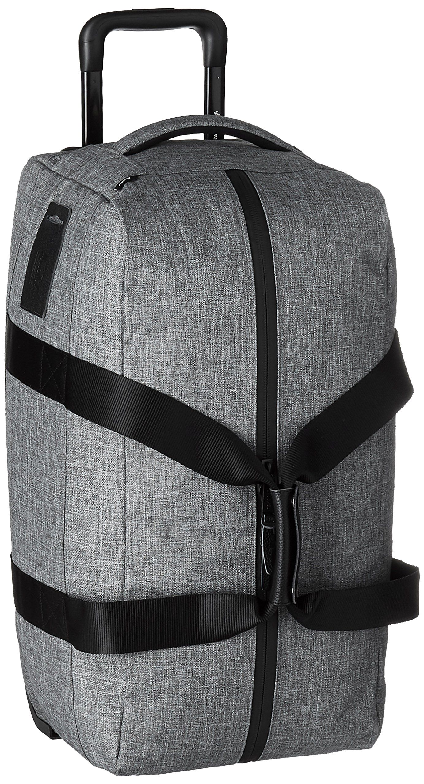 Herschel Supply Co. Wheelie Outfitter Luggage, Raven Crosshatch by Herschel Supply Co.