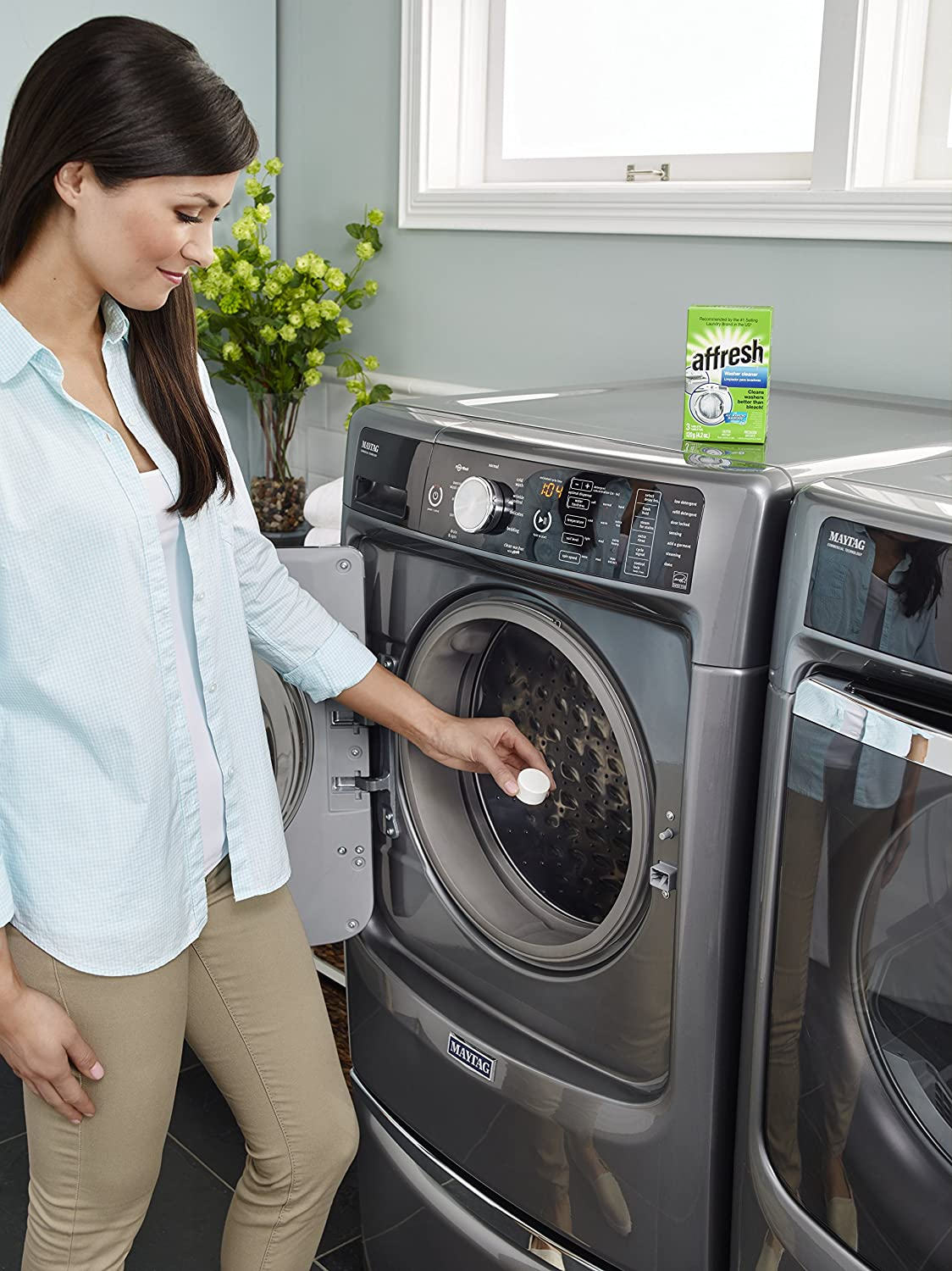 Tips To Remove Mold From A Front Loading Washing Machine