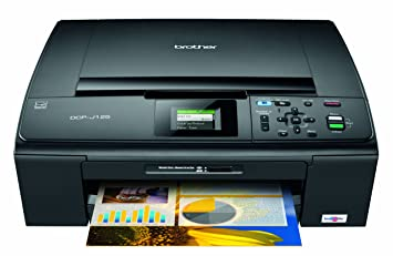 DRIVERS BROTHER DCP-J125 ALL-IN-ONE INKJET PRINTER