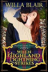 When Highland Lightning Strikes (Highland Talents) Kindle Edition