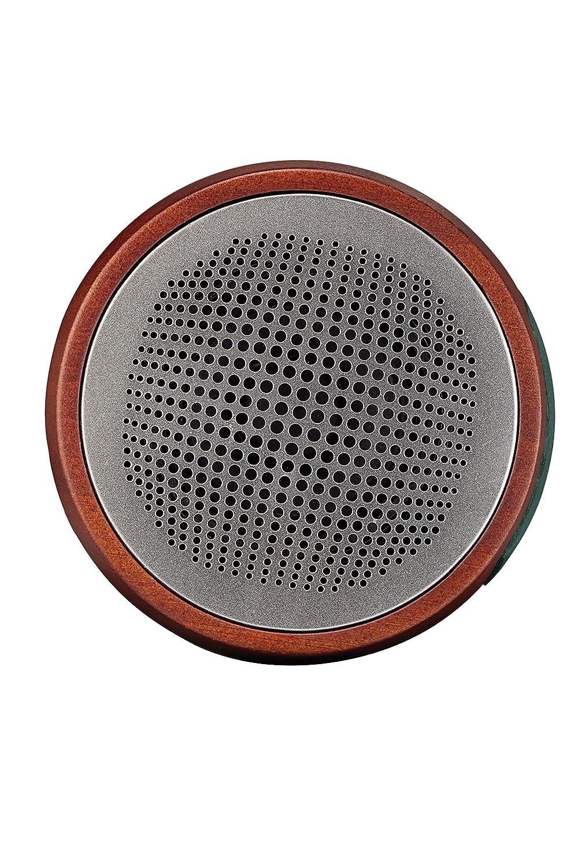 House of Marley EM-JA007-GR Chant Mini BT Portable Wireless Bluetooth Speaker, Green