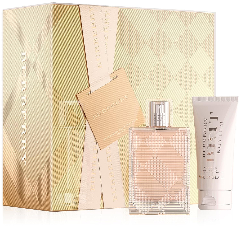 Eau Femme Coffret Parfum Rhythm Well Wreapped Burberry De Brit xBerdCWo