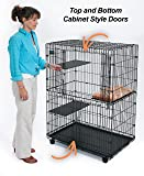 MidWest Cat Playpen / Cat Cage Includes 3