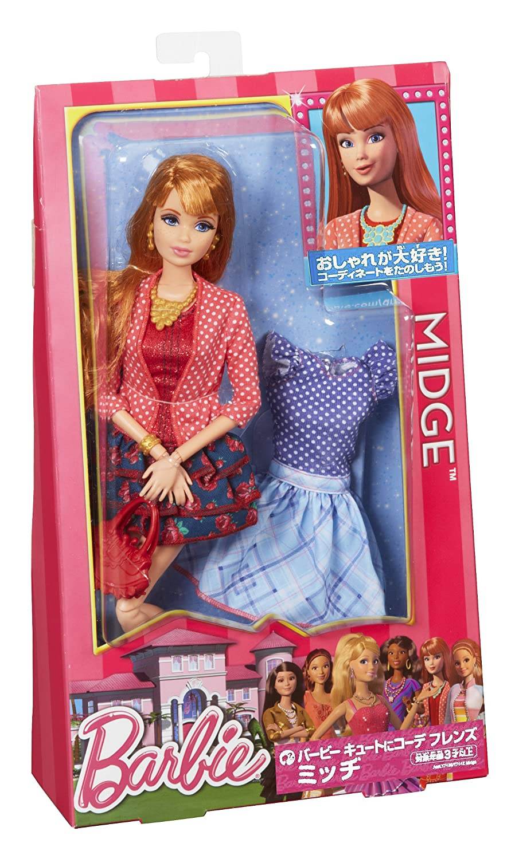 f5d13aab39 Amazon.com  Barbie Life in the Dreamhouse Midge Doll  Toys   Games