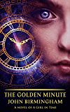 The Golden Minute: A Girl in Time Novel (English Edition)