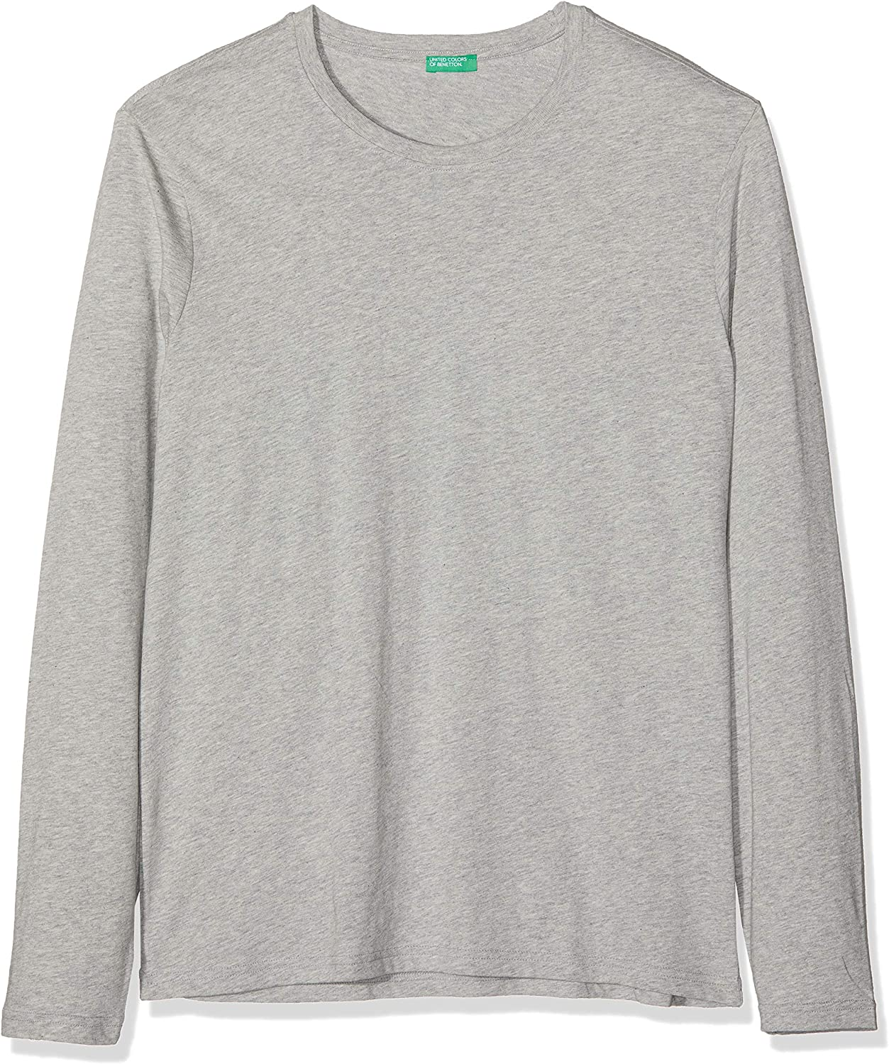 United Colors of Benetton Mens Long Sleeve Top
