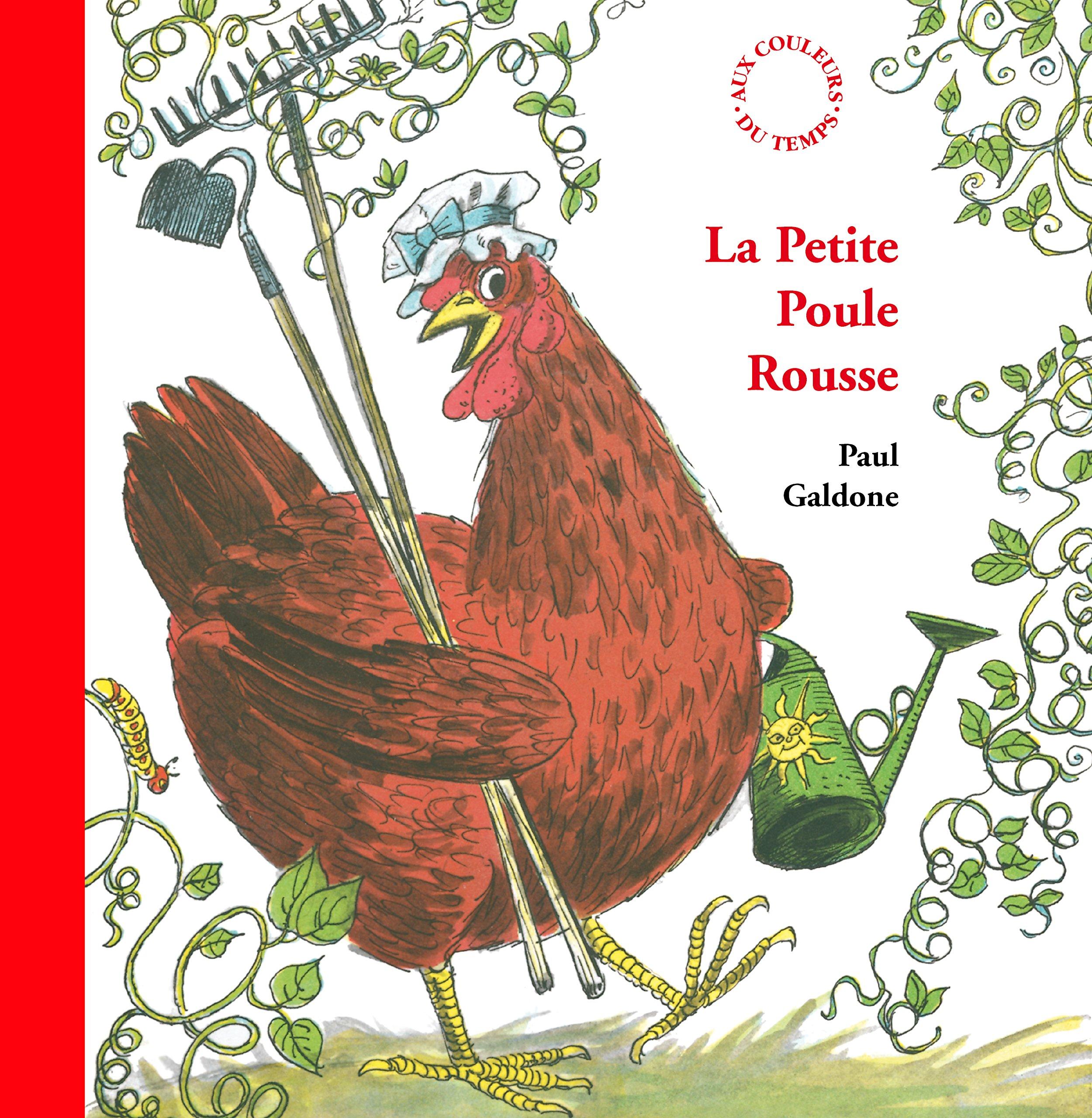 """Résultat de recherche d'images pour """"la petite poule rousse"""""""