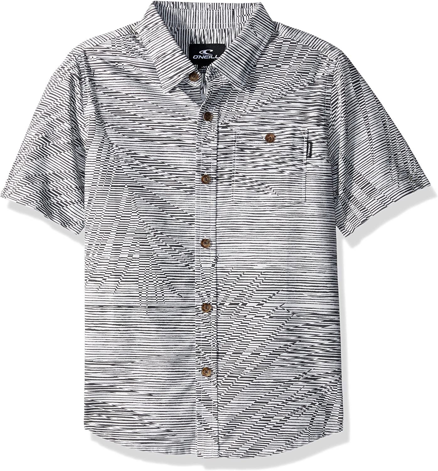 ONEILL Boys Big Fronzarelli Short Sleeve Woven