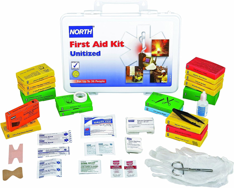 North by Honeywell 019714-0008L 36 Unit, Standard Assortment Kit, Plastic