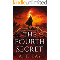 The Fourth Secret: A Fantasy LitRPG Adventure (Divine Apostasy Book 4)