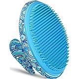 Exfoliating Brush, Ingrown Hair and Razor Bumps Treatment for Women, Keratosis Pilaris KP Body Exfoliator Brush for Bikini, L