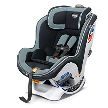 Chicco NextFit IX Zip Convertible Car Seat Midnight