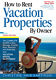 How to Rent Vacation Properties by Owner