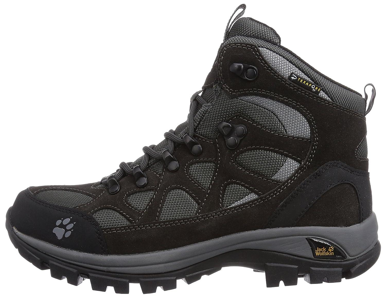 Jack Femme Wolfskin Trekking Texapore Terrain Montagne Chaussures 2014 All Grisnoir OPuXikZ