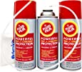 Fluid Film 11.75 oz. Spray 3-Pak, Spray can Extension Wand, Bonus Number 1 in Service Wallet Size Tissue Pack