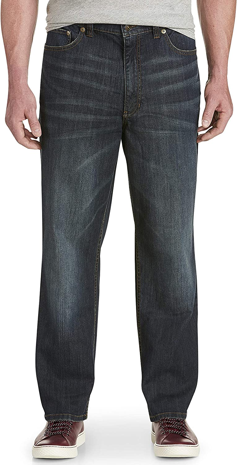 True Nation by DXL Big and Stretch Jeans Reneg Relaxed-Fit Tall Max 82% OFF Portland Mall