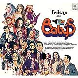 TRIBUTO A LOS BABY'S CD + DVD VARIOS ARTISTAS