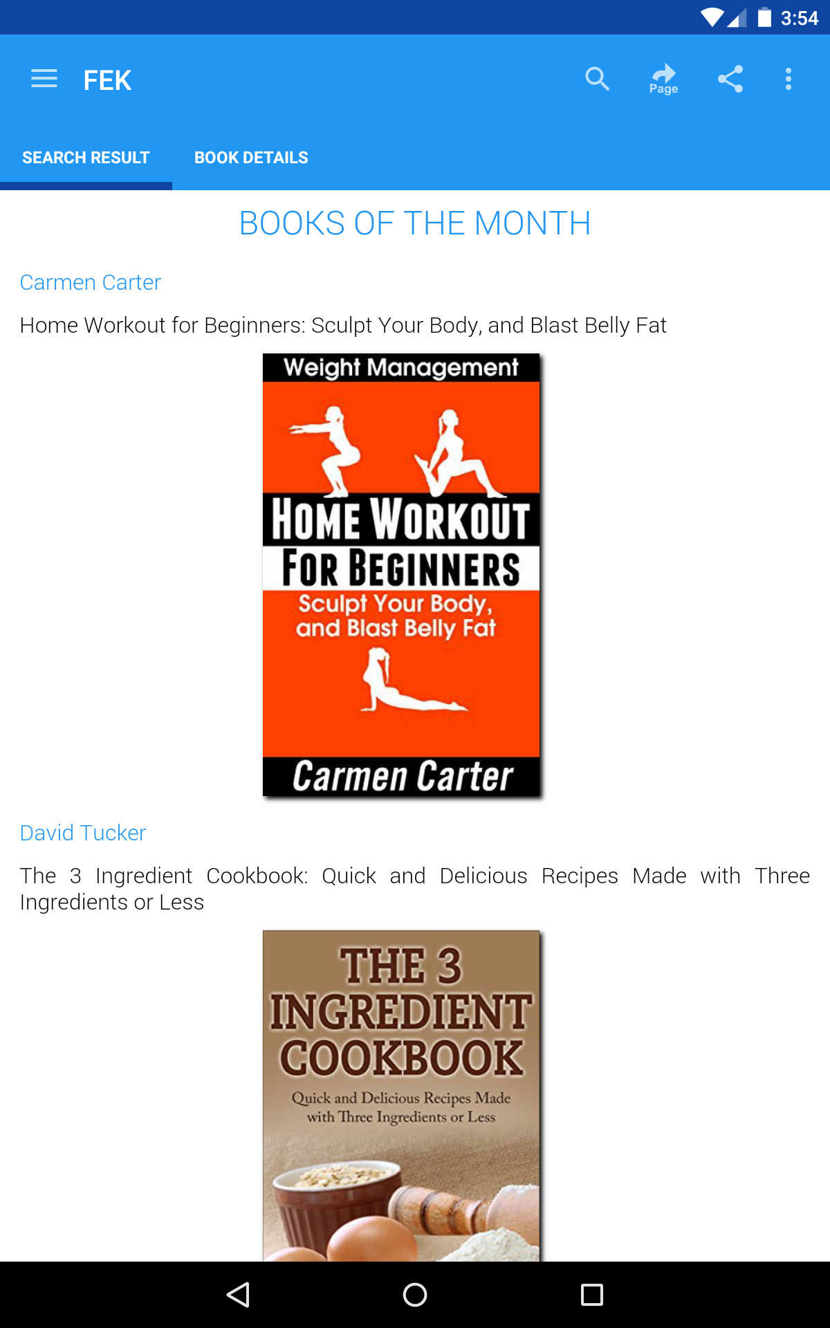 Amazon.com: Free eBooks for Kindle: Appstore for Android - photo#32