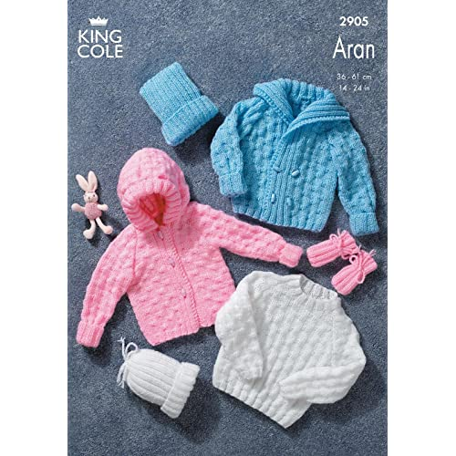 Aran Baby Knitting Patterns Amazon