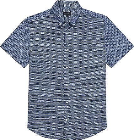 next Hombre Camisa Doble Cuello Manga Corta Corte Regular ...