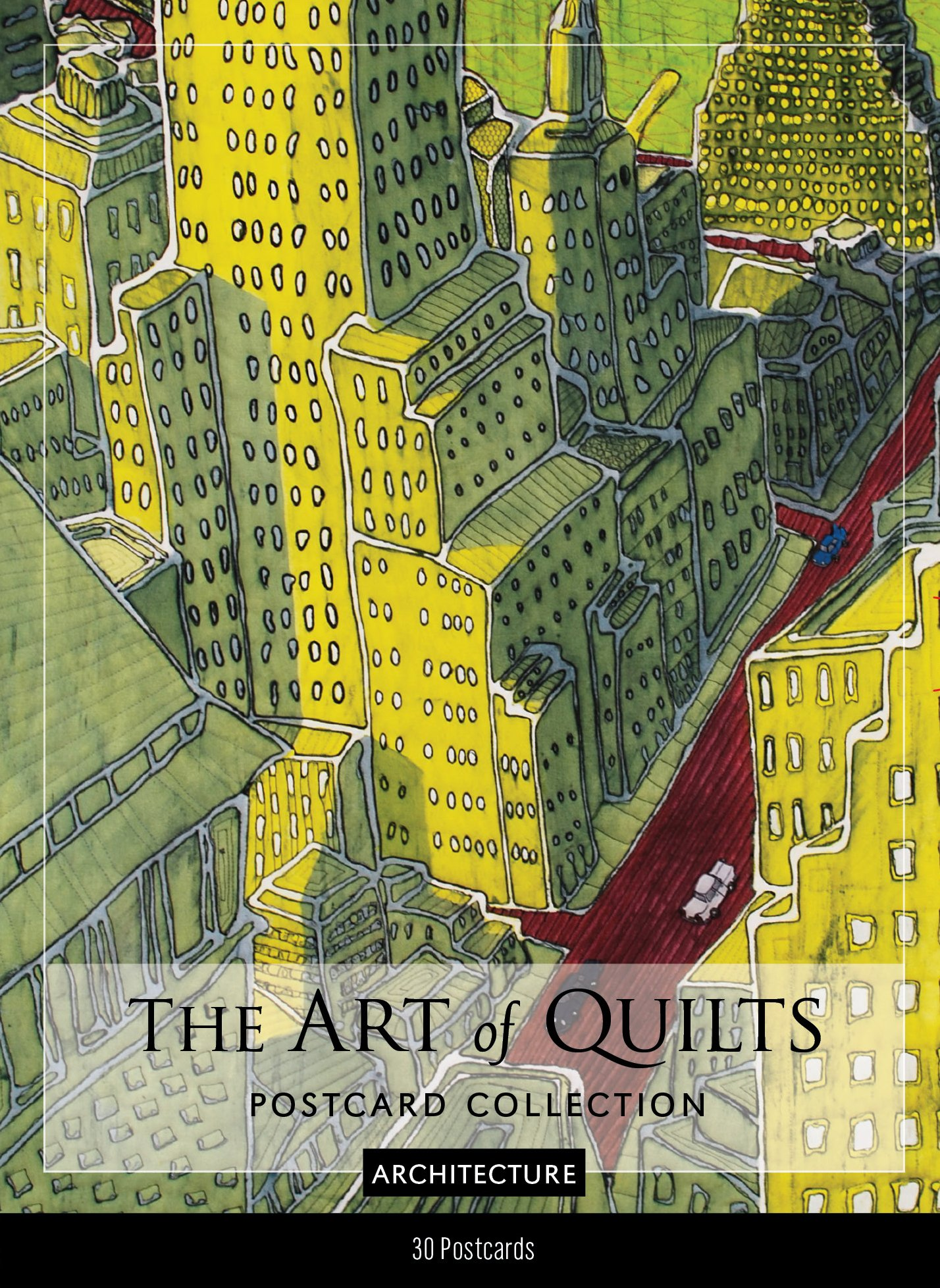 The Art of Quilts-Postcard Collection-Architecture pdf epub