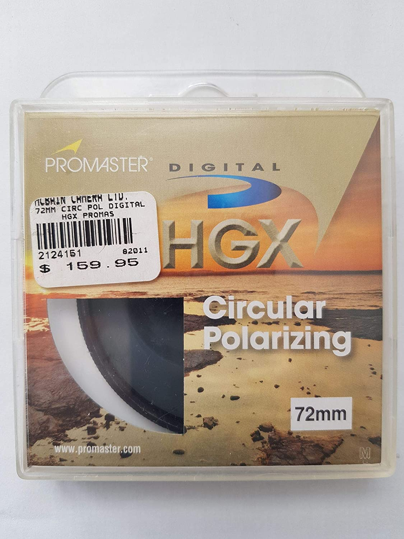 72mm Digital Circular Polarizing Filter