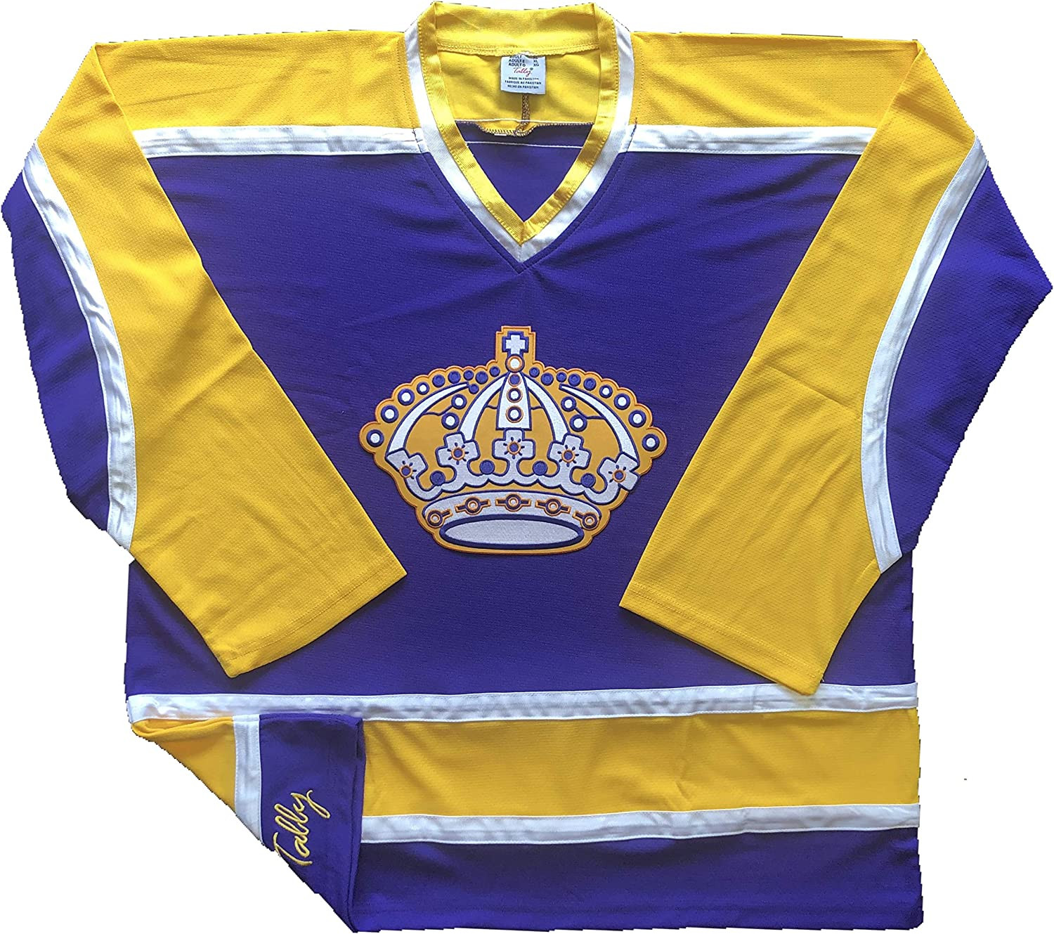 Kings Hockey Jerseys We are Ready to Customize with Your Name and Number
