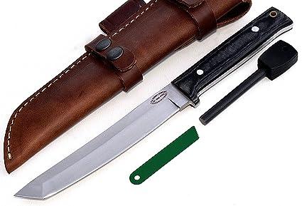 Amazon com : CFK Cutlery Company USA Shogun Tanto Custom