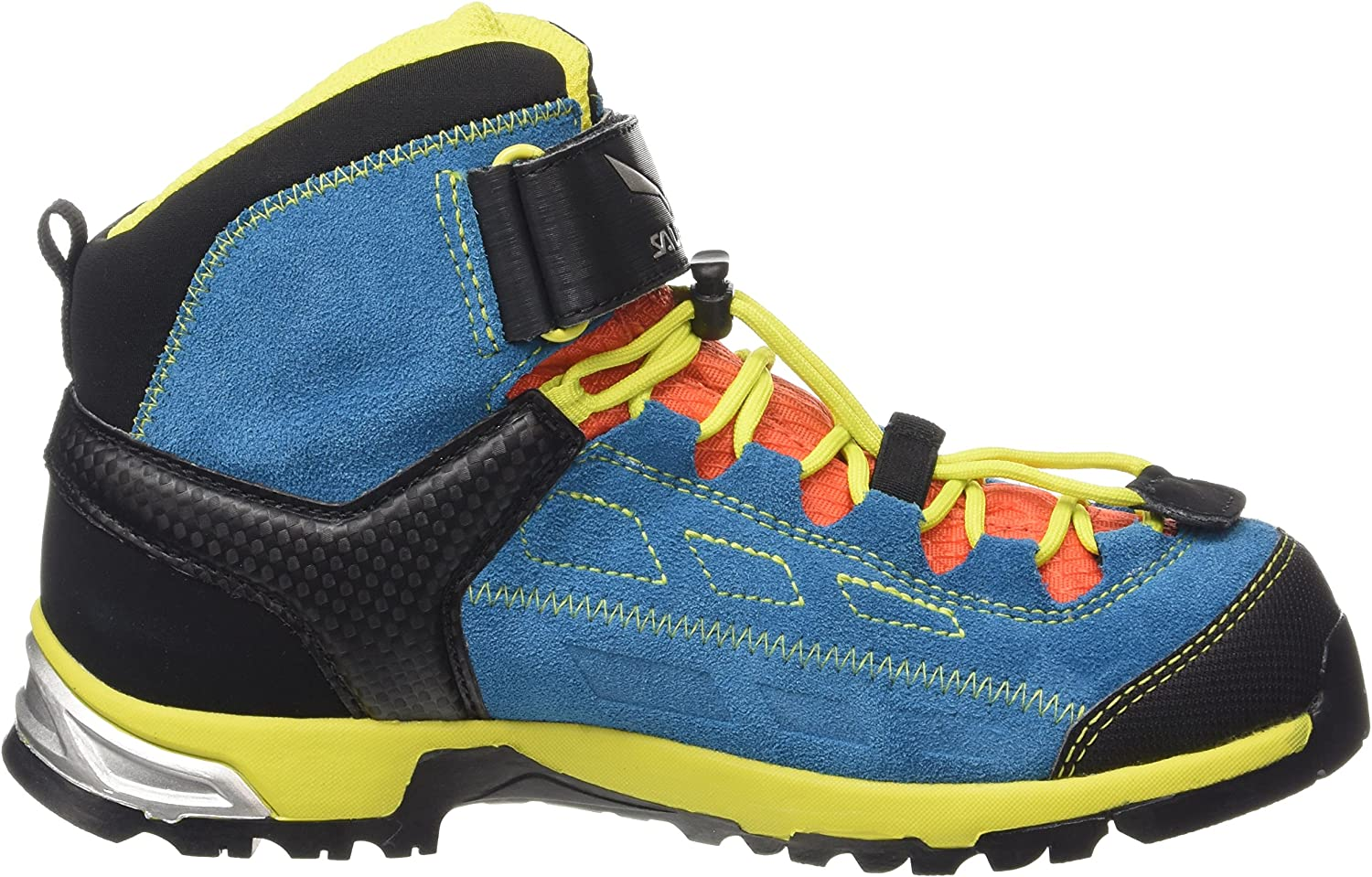 Chaussures de Randonn/ée Mixte Enfant Salewa Jr Alp Player Mid Gore-tex
