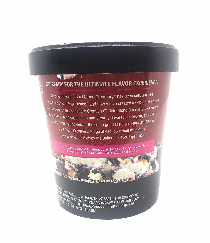 Amazon Cold Stone Creamery Birthday Cake Remix Hot Cocoa Mix