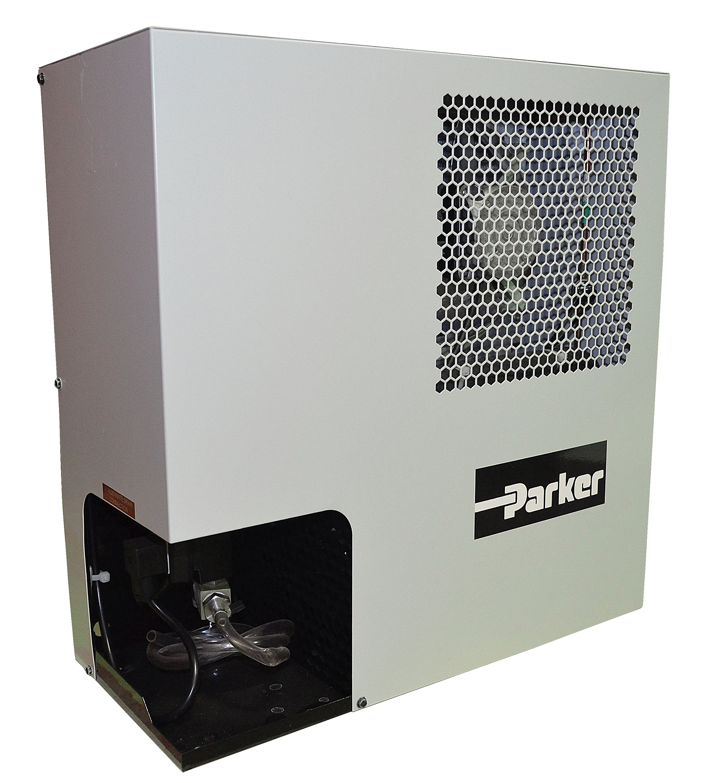 Parker DRD10-115160-PF Starlette Plus Refrigerated Air Dryer, 115 Volts/1 Phase/60 Hz, 10 cfm, 1/2'' NPTF