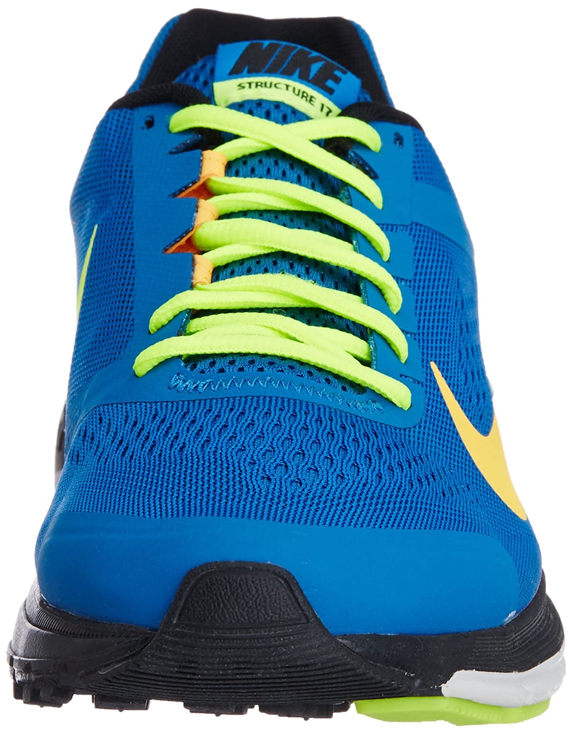 404a0d9f7962 Nike Men s Zoom Structure+ 17 Military Blue