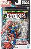 Silver Surfer & Doctor Strange - #8 Comic Book Action Figure 2-pack