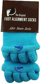 Original Foot Alignment Socks Blue Happy Feet