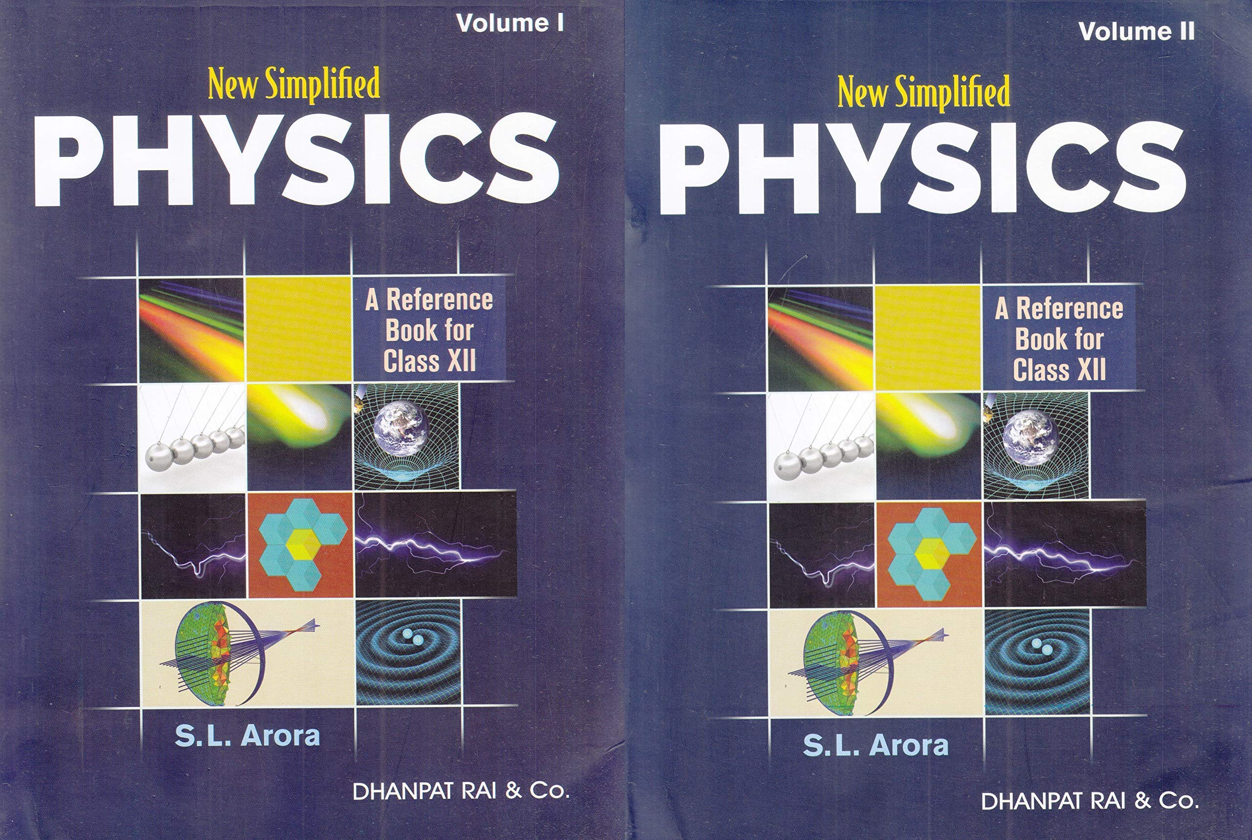 New Simplified Physics : A Reference Book for Class 12 for 2019