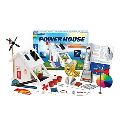 Thames & Kosmos Power House (V 2.0): Toys & Games