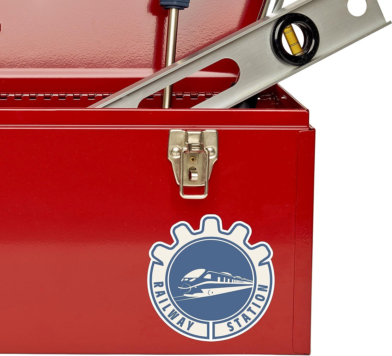 2 x Netherlands Vinyl Sticker Decal iPad Laptop Travel Luggage Tag Gift #5537