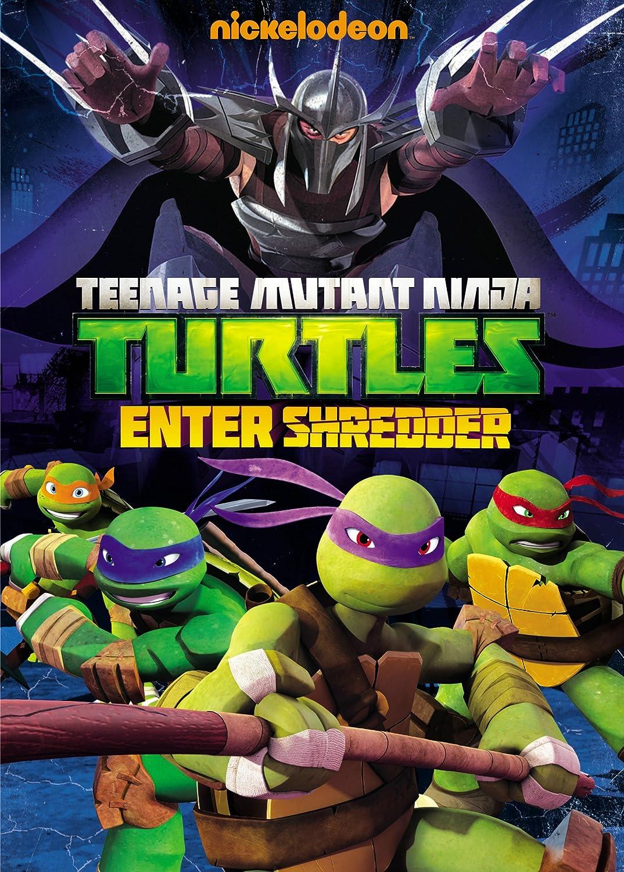 Amazon.com: Teenage Mutant Ninja Turtles: Enter Shredder ...