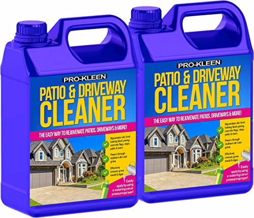 Pro-Kleen Patio and Driveway Cleaner