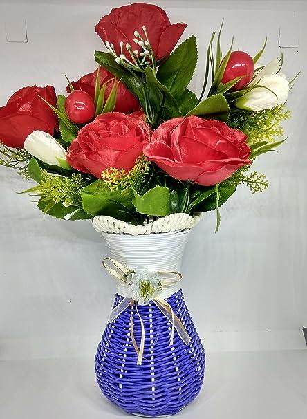 Buy Ethnic Karigari Home Decor Designer Decorative Indoor Flower