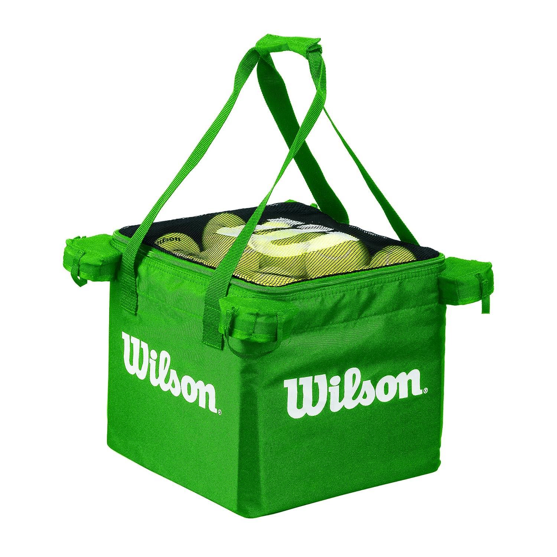 WILSON Teaching Carrito para Pelotas-Unisex Adulto